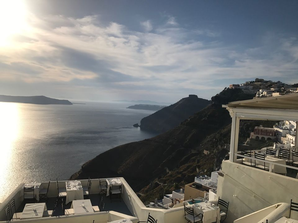 Photo of Fira, Greece by Swati Singh