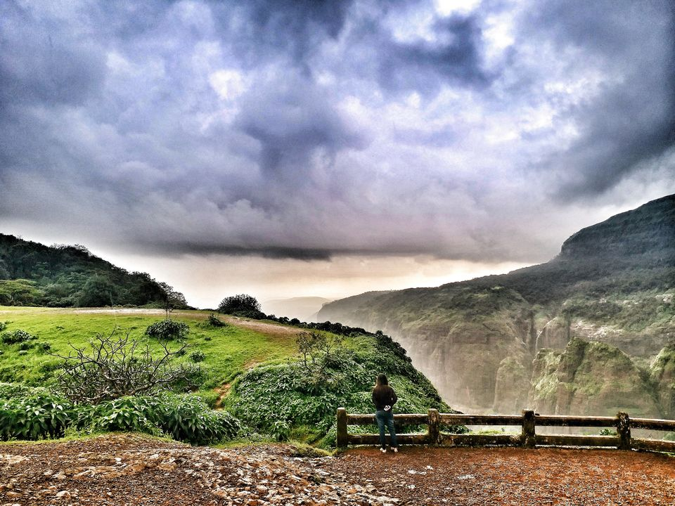 Photo of Kundalika Valley, Patnus, Maharashtra, India by Swati Singh