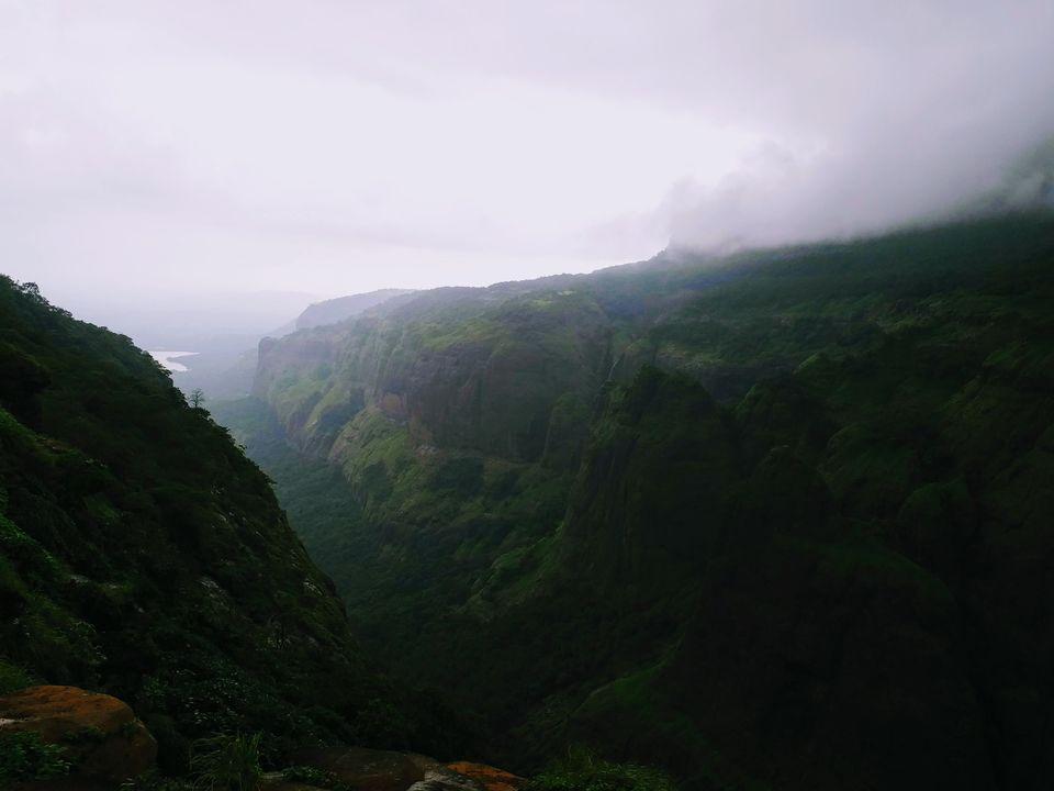 Photo of Kundalika Valley, Patnus, Maharashtra, India by Swati Singh
