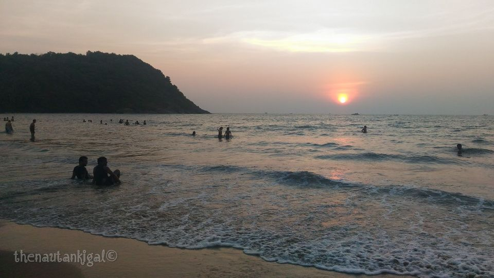 Photo of Kudle Beach, Kudle Beach Road, Dandebagh, Gokarna, Karnataka, India by Swati Singh