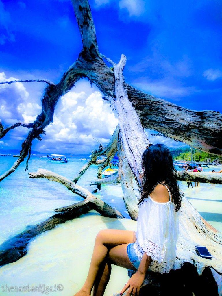 Photo of Elephant Beach, Port Blair, Andaman and Nicobar Islands, India by Swati Singh