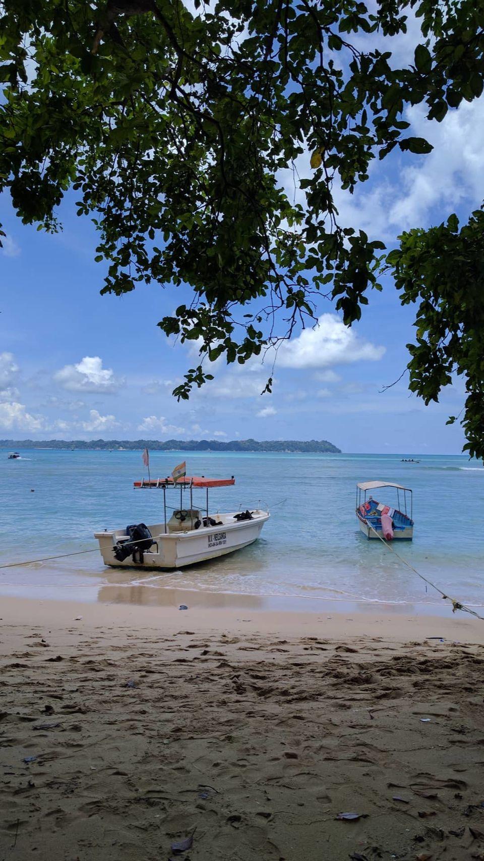 Photo of Bharatpur Beach, Neil Island, Bharatpur, Andaman and Nicobar Islands, India by Swati Singh