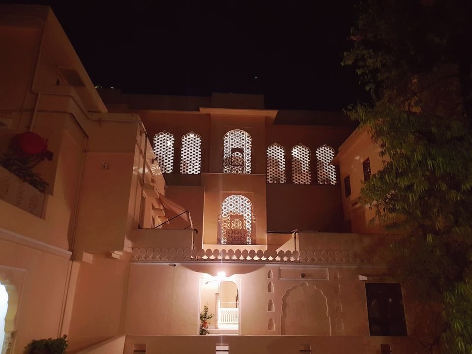 Photo of An evening in Jaipur by Swati Singh
