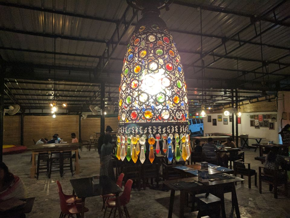 Photo of This Beachside Café in Havelock is an Art and Food Paradise and should be on every traveler's list 3/6 by Swati Singh