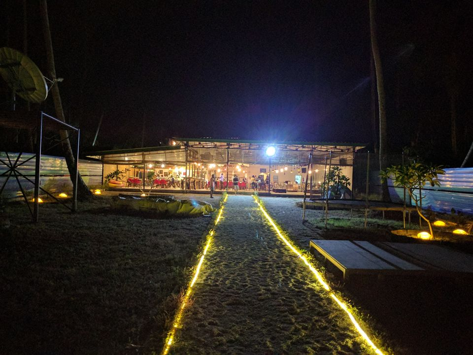 Photo of This Beachside Café in Havelock is an Art and Food Paradise and should be on every traveler's list 4/6 by Swati Singh
