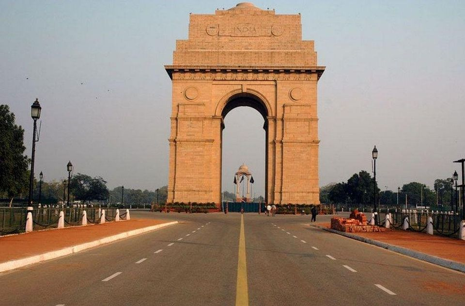 Photos of India Gate 1/7 by Karthik Rao V