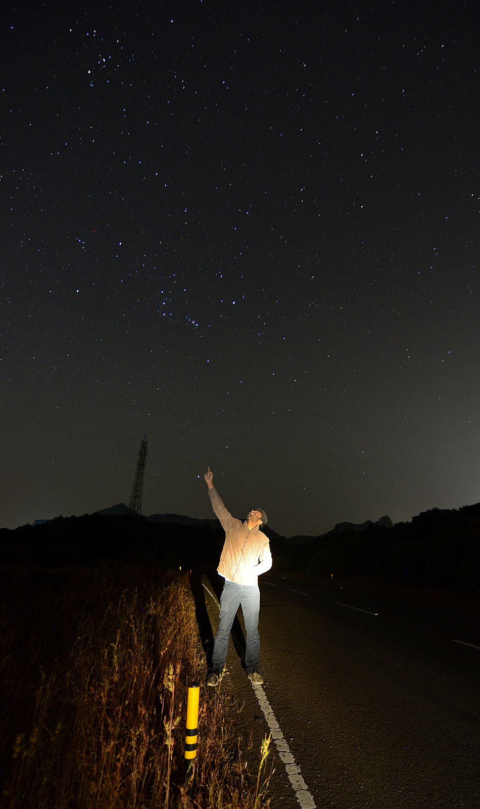 Photos of A sky full of stars! 1/1 by Zafar Anis