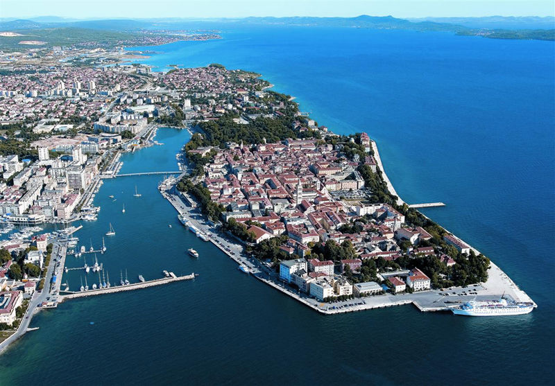 ZADAR - Winner of Best European Destination 2016