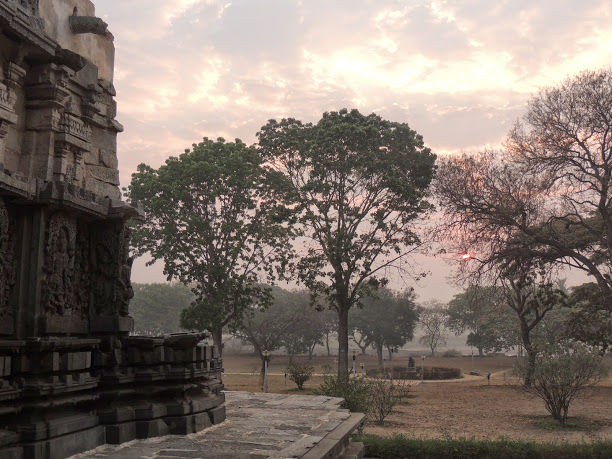 Photos of Halebid: The jewellery box of India 1/5 by Rathina Sankari