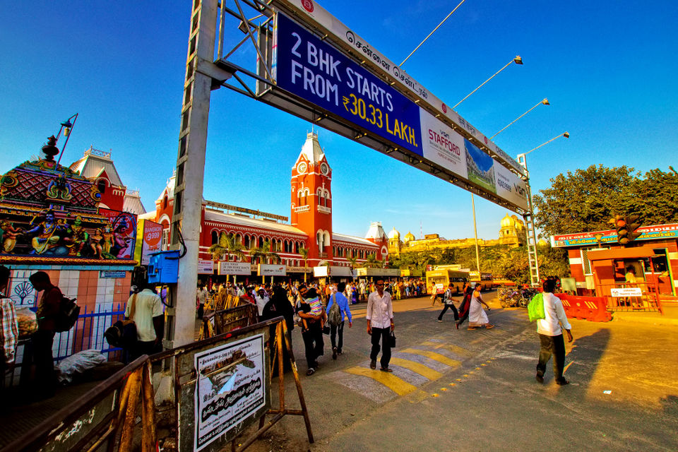 Photos of Decoding the streets of Chennai 1/1 by Harini Sridharan