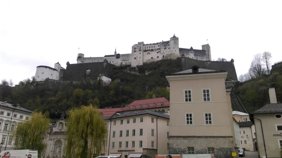 Photos of Salzburg, Austria: Castles, cafes and cobblestone walkways 1/1 by Vaishnavi J Desai