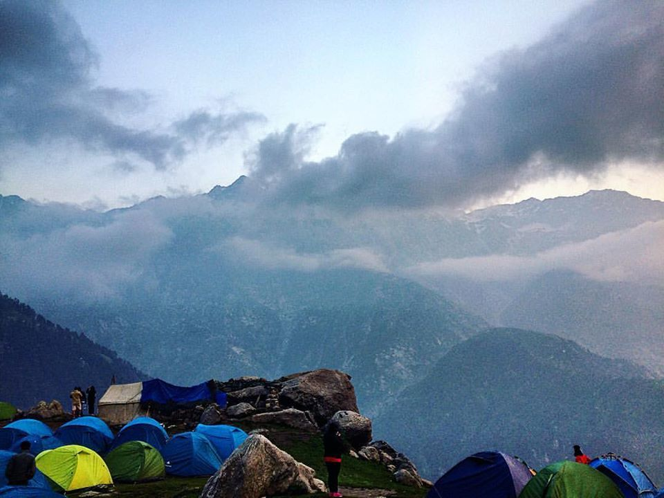 Photos of Triund- The Majestic Mountain 1/1 by Megha Sharma