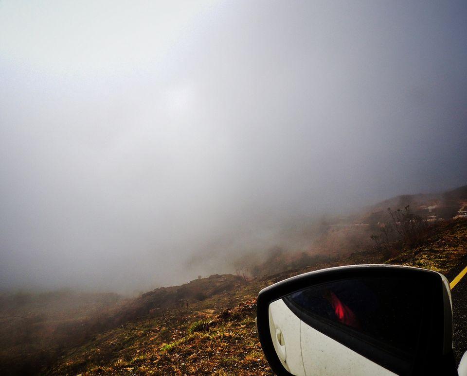 Cherrapunji & Shillong~ The Land of Clouds !