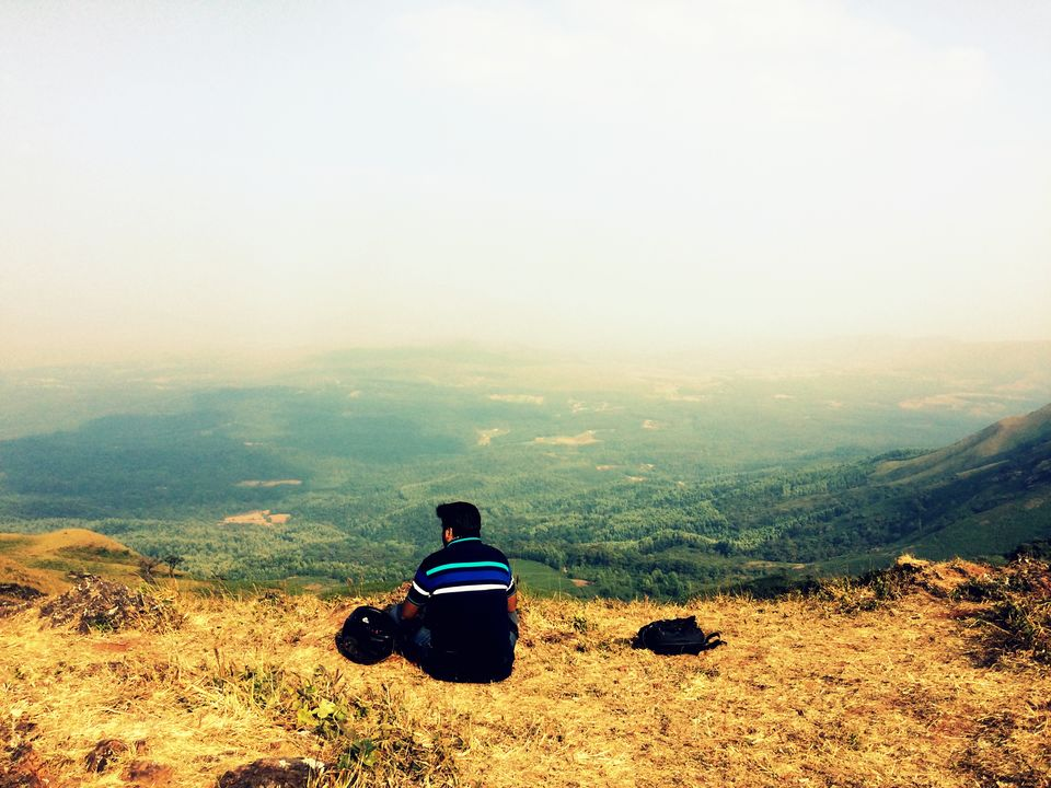 Photos of Riding through the Mountains - Chikmagalur 1/1 by Abhishek Singhania