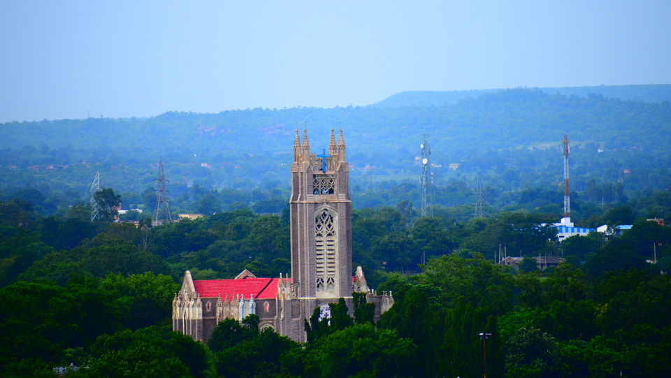 Photos of View of Cathedralfrom the fort 1/1 by Abhishek Singhania