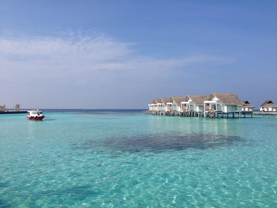 MALDIVES-An epitome of Love and scenic beauty