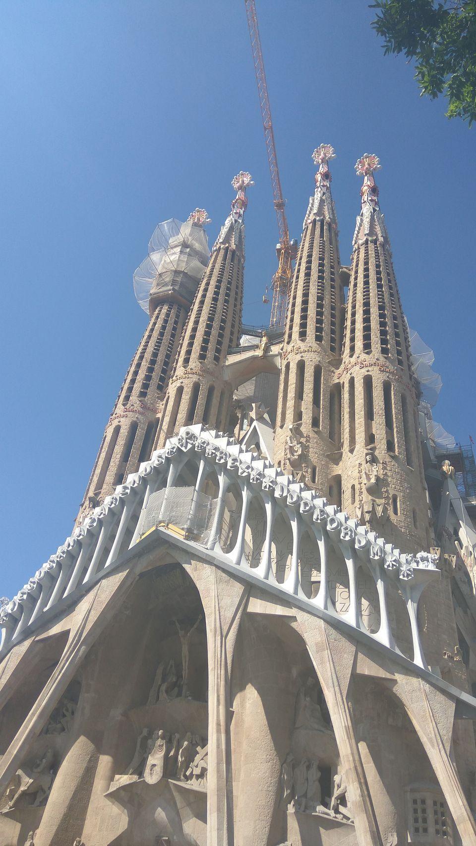 Yo amo Espana: Barcelona Travelogue
