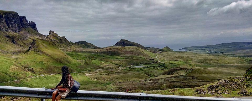 Photos of Postcards from Scotland 1/1 by Mahalakshmi Venkatesh