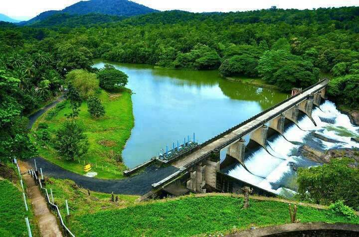 Thenmala Dam & Thenmala Ecotourism Kerala Itinerary: How to Reach Activites to Do ...