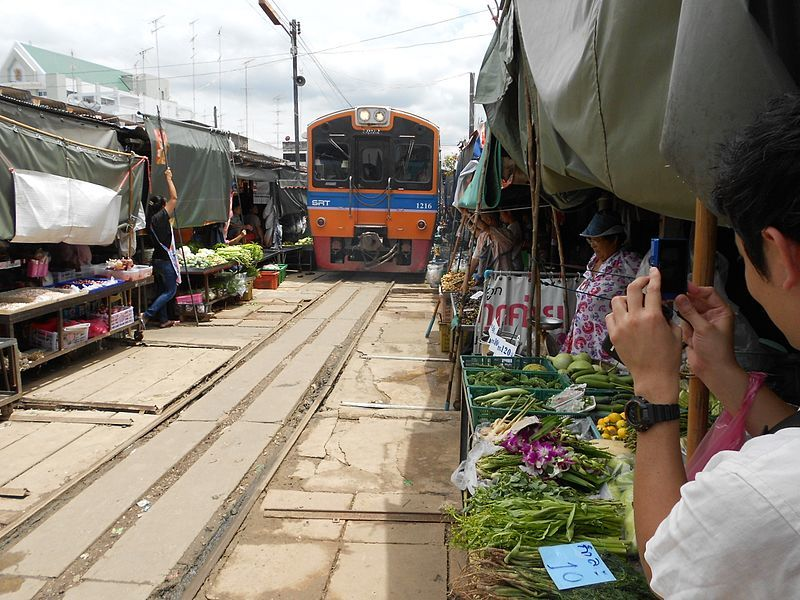 Three Spectacular And Intriguing Train Journeys You Can Only Experience In Thailand