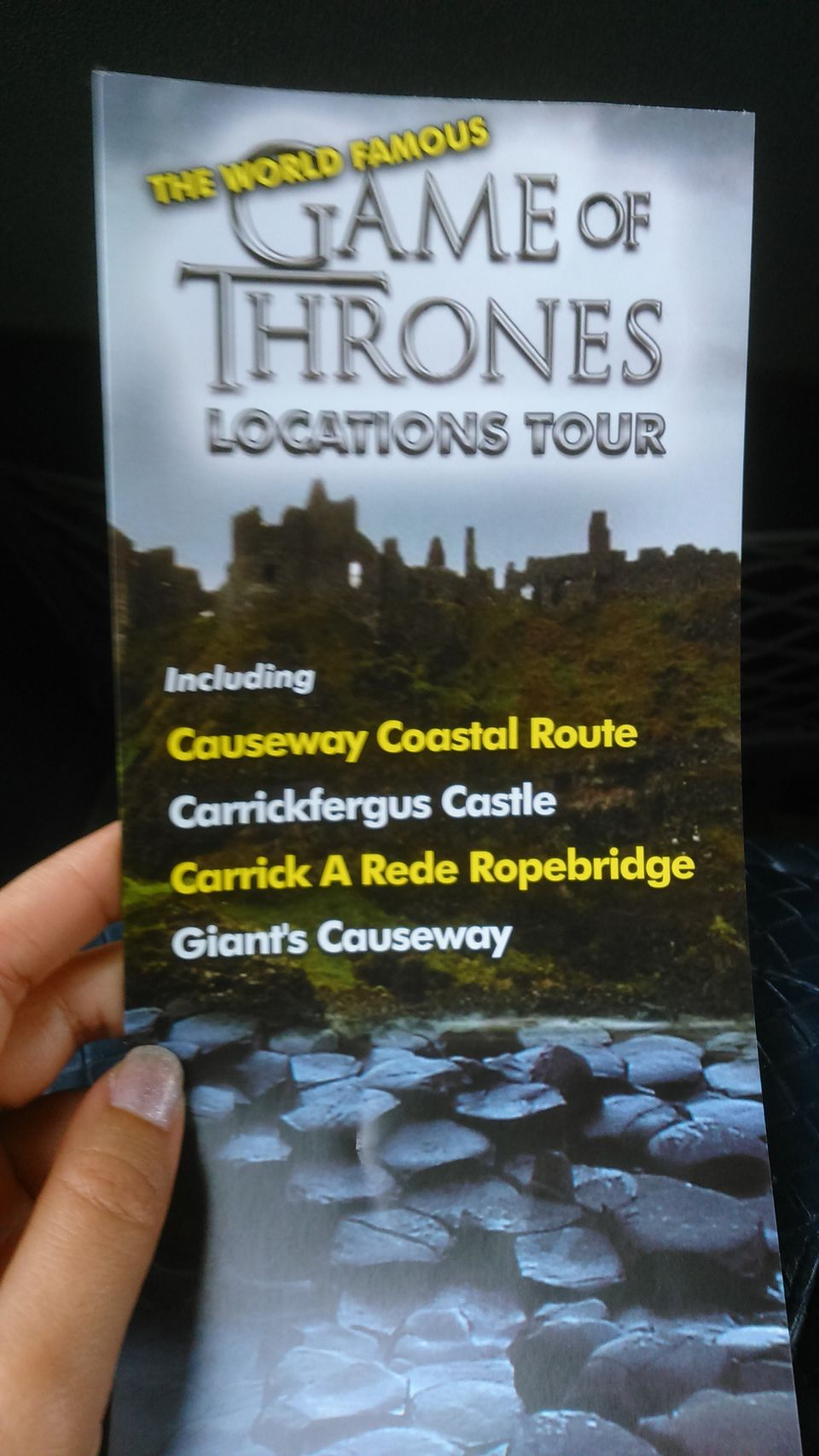 The Ultimate Day Tour of Northern Ireland For Every Game of Thrones Fanatic!
