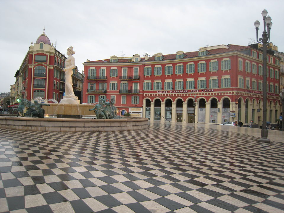 One day guide to nice france by lisa d 39 cruz tripoto - Place massena nice ...
