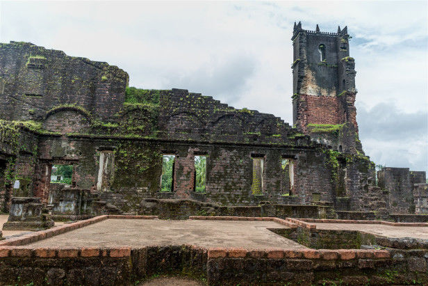 Photo of Church Of Saint Augustine Ruins, Bainguinim, Goa, India by Sachin Verma