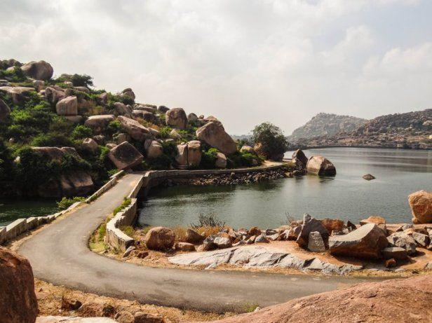 Photo of Sanapur Lake, Rangapur, Karnataka, India by Sachin Verma