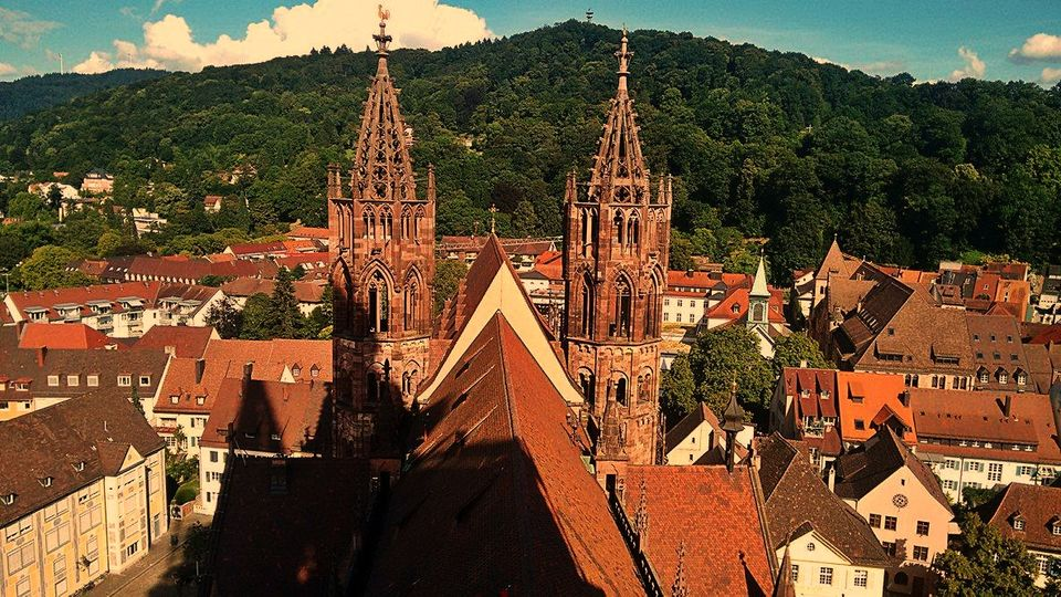 freiburg and ulm climbing church towers in germany tripoto