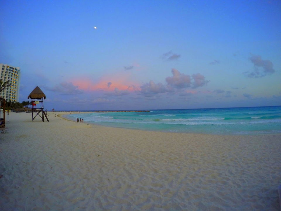 Cancun: When your need some beach and more!