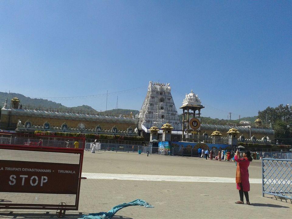 Tirupati- An Unknown Paradise