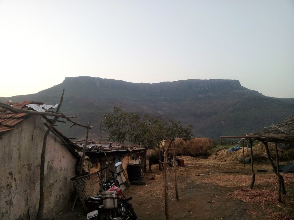 Rajdher-Koldher-Indrai-Chandwad - Trek of Exploration