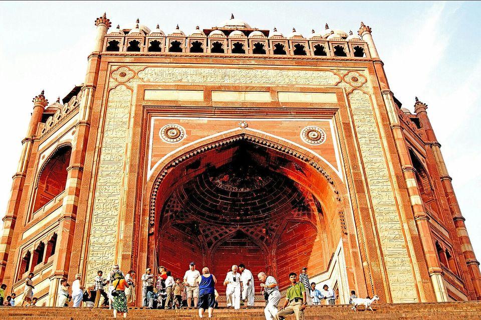Kết quả hình ảnh cho Fatehpur Sikri