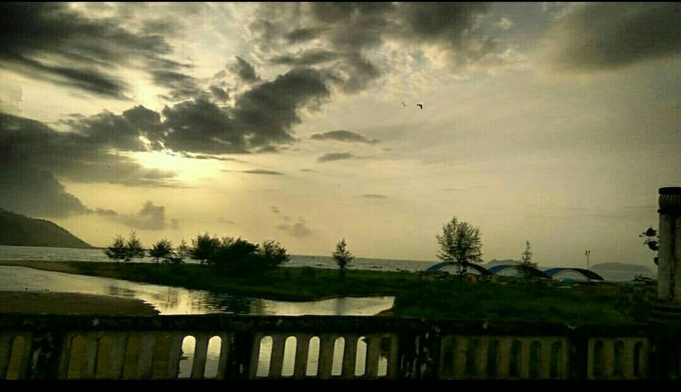 Photo of Kudle Beach, Gokarna, Karnataka, India by The Fervid Traveller