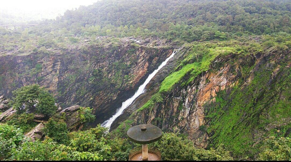 Photo of Jog Falls, Karnataka, India by The Fervid Traveller
