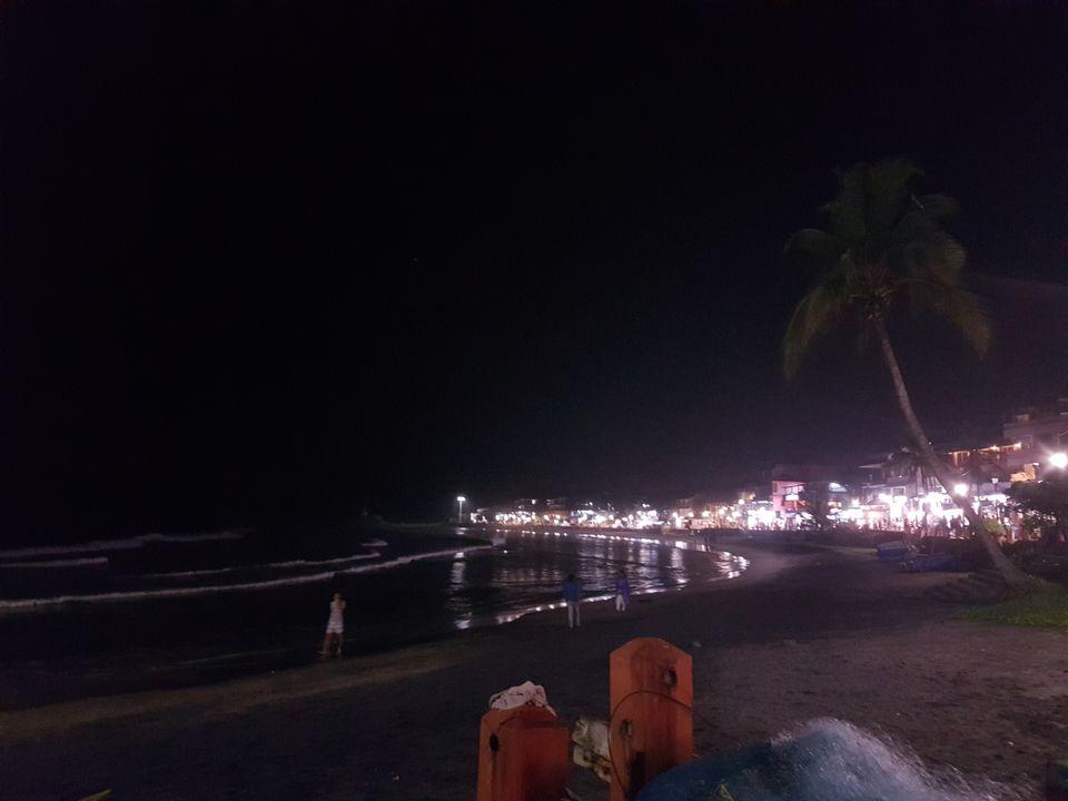 Photo of Kovalam Beach, Thiruvananthapuram, Kerala, India by The Fervid Traveller