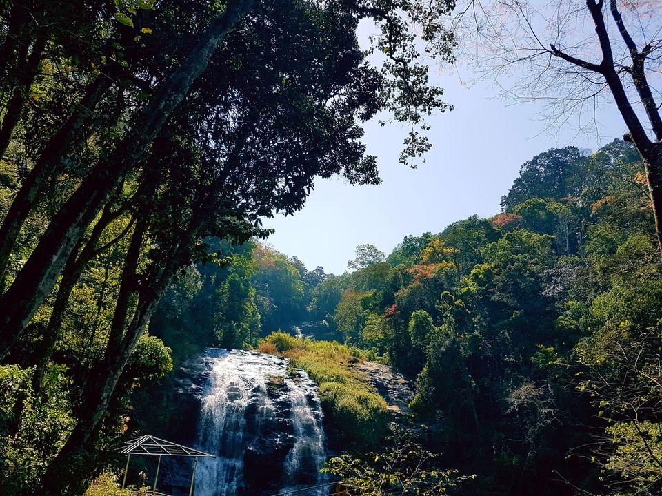 Photo of Abbey Falls Madkeri, Hoskeri, Karnataka, India by The Fervid Traveller