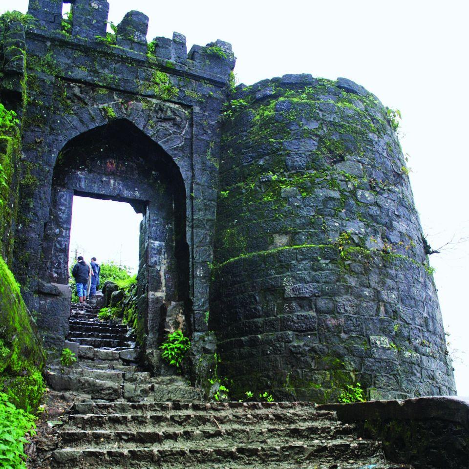 Back To The History Where Maratha Kingdom Born-Sinhaghad