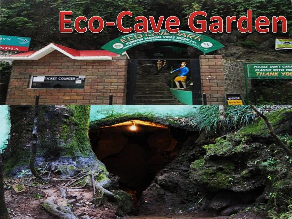 Image result for eco cave garden nainital