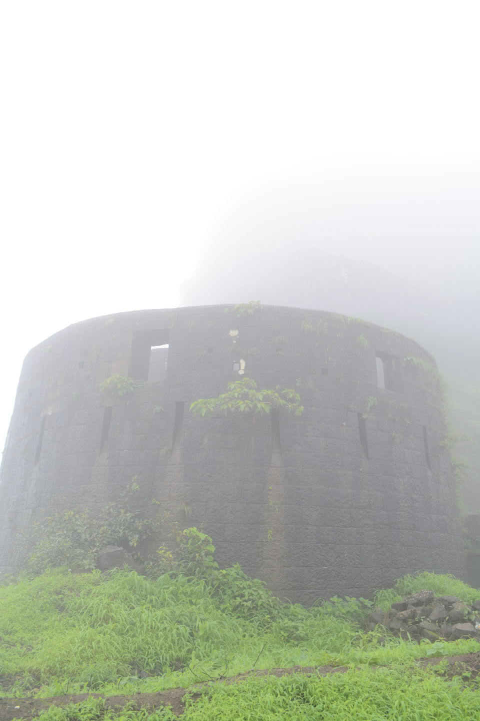 Photos of Monsoon trek to Lohgad fort , Lonavala 1/1 by Sonam Singh