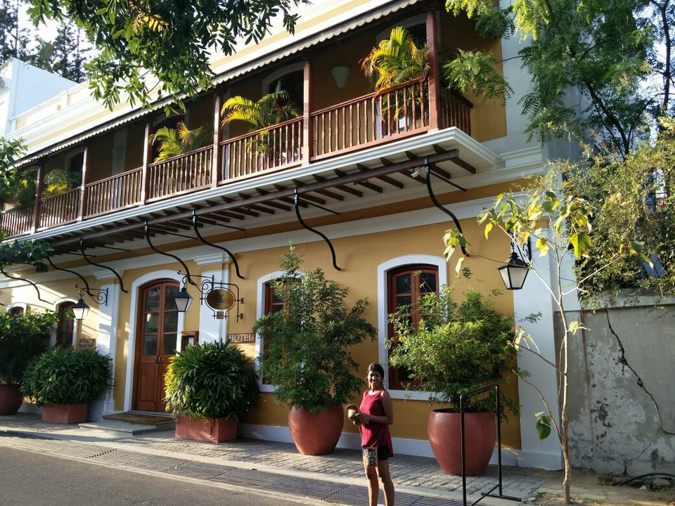 Pondicherry The French Colony Of India