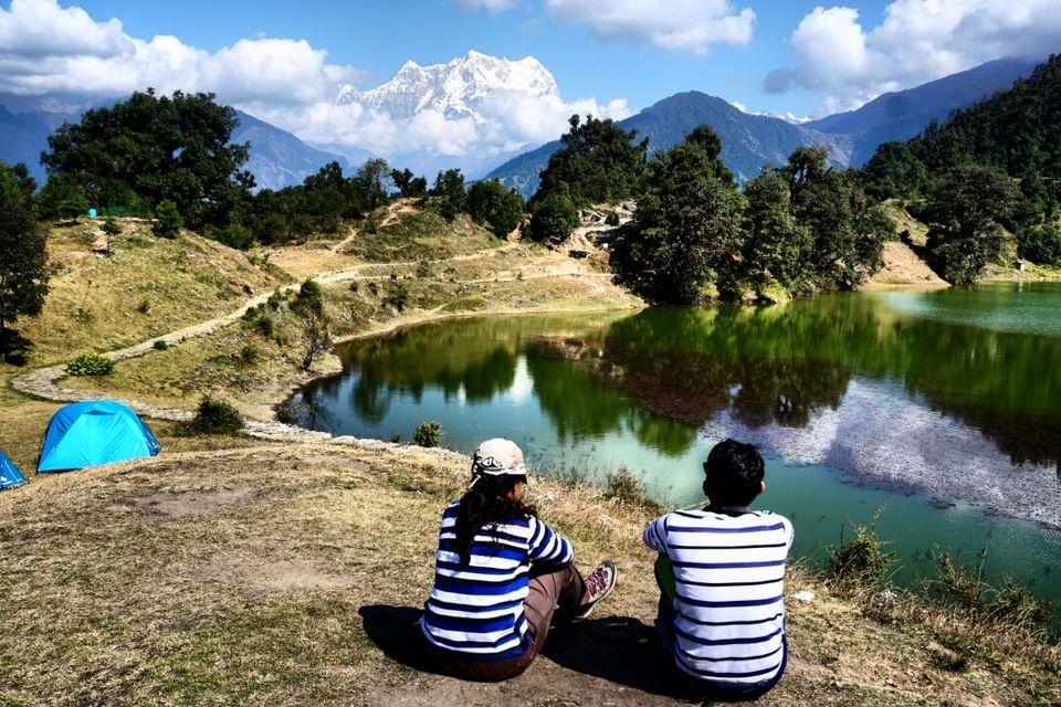 Photos of Deoriatal Chandrashila trek 1/1 by Sweta