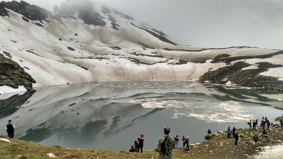 Image result for bhrigu lake