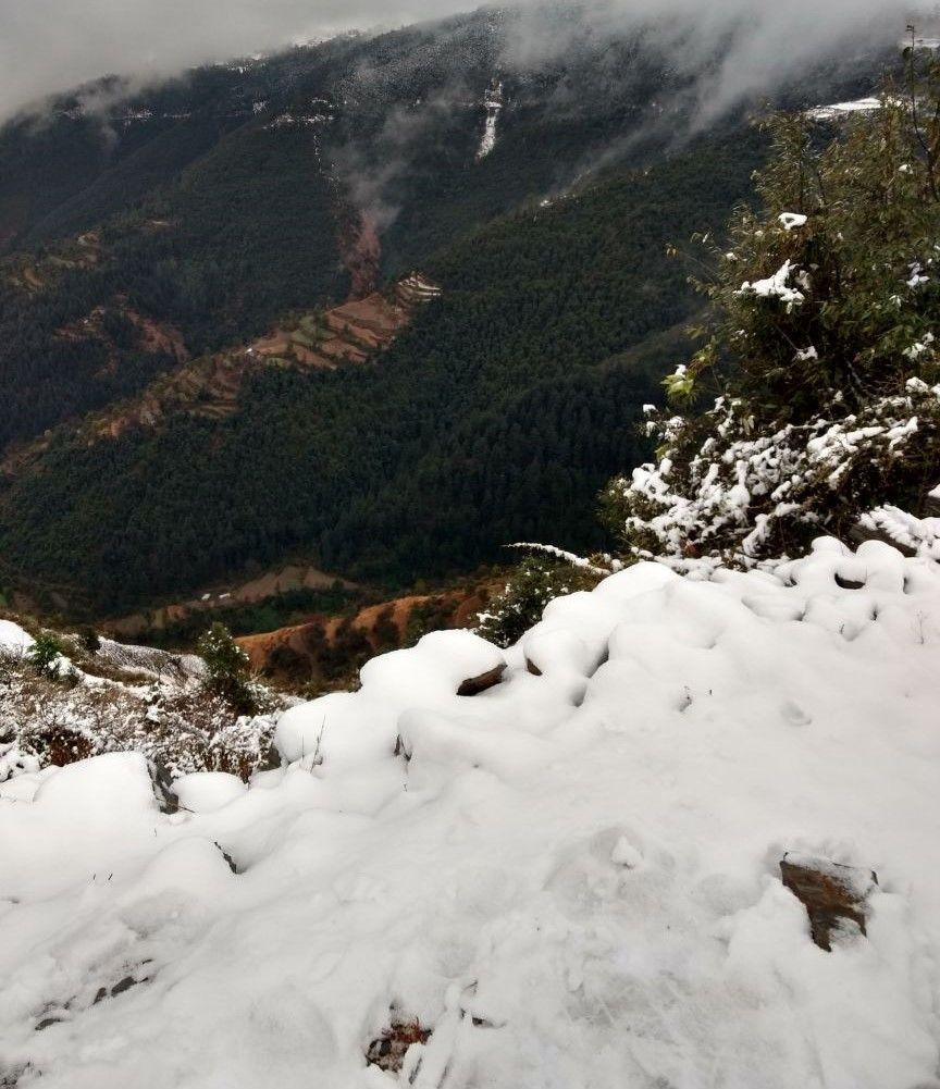 Photos of Viraatkhai - Explore this hidden gem on your next trip to Uttarakhand 1/1 by Akul Bajaj