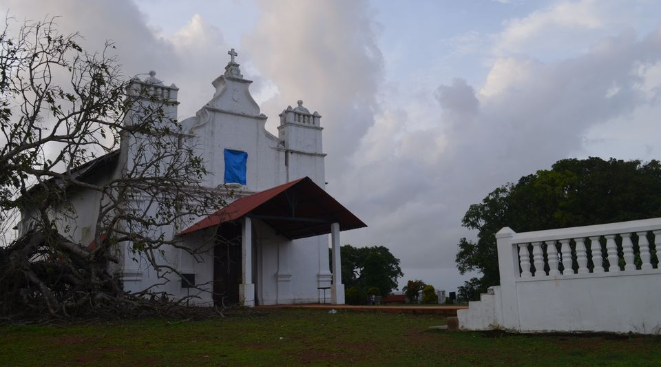 Photos of Think twice before wandering to this haunted church in Goa 1/1 by Akul Bajaj