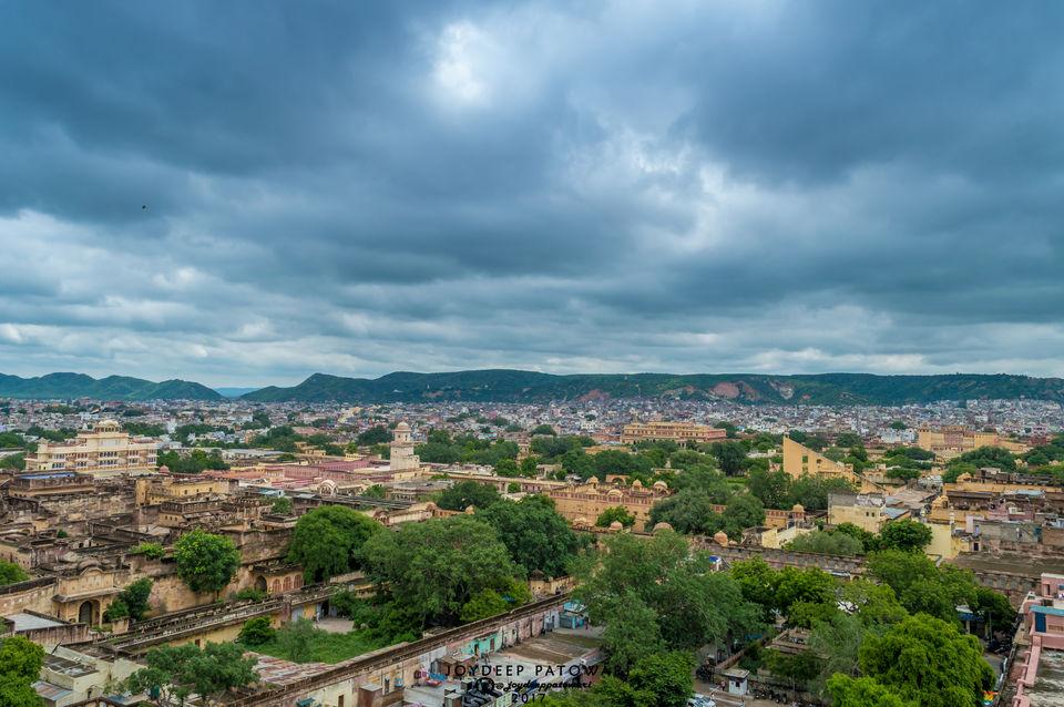 Photos of The Pink City - Jaipur<br> 1/1 by Joydeep Patowari