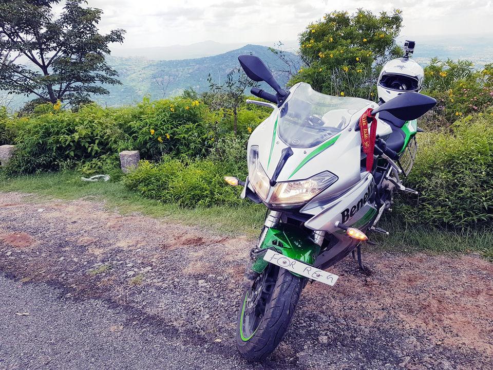 Photos of Breakfast Bike ride toDD hills a.k.a Devarayana Durga Hills. 4/7 by Kapil Kumar