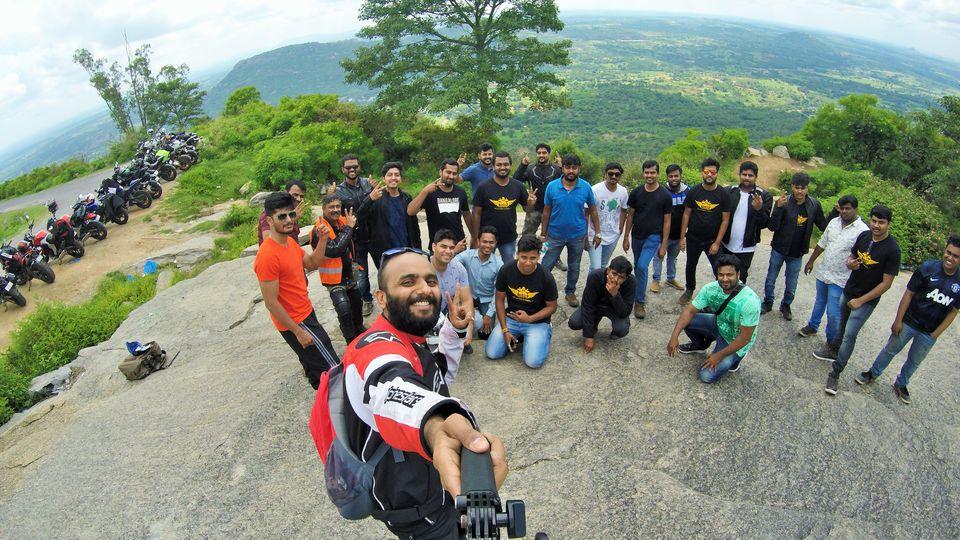 Photos of Breakfast Bike ride toDD hills a.k.a Devarayana Durga Hills. 6/7 by Kapil Kumar