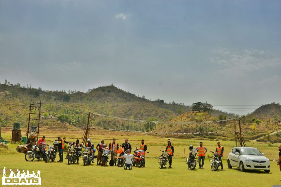 Delhi Bikers Adventure Tour Group