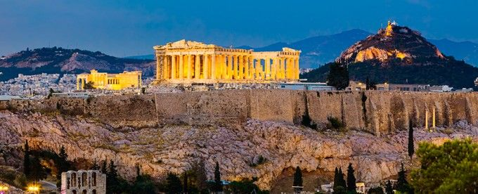 The Greece Grandeur